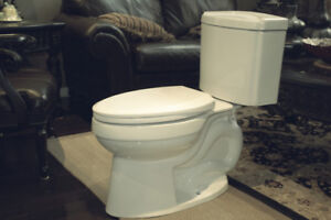 Toliet. Toilets + Installation $199.00