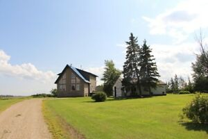 Lovely Acreage by Sexsmith