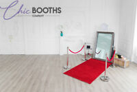 *NEW!* The Mirror Photo Booth - By Chic Booths Company Inc.