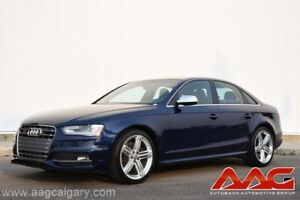 2013 Audi S4 6 Speed Manual Premium Bang & Olufsen
