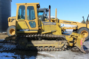 2000 Caterpillar D3CLGP Bulldozer with dozer and ripper