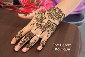 The Henna Boutique Windsor Region Ontario image 4