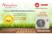 0% Financing on a New Heat Pump System