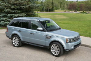 2011 Range Rover Sport Supercharged, low km