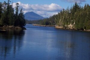 Gilford Island Registered Trapline For Sale on BC Coast