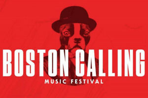 2 Sunday GA Boston Calling Tickets