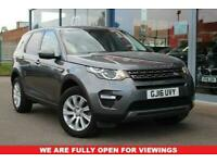 2016 16 LAND ROVER DISCOVERY SPORT 2.0 TD4 SE TECH 5D 180 BHP DIESEL