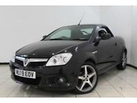 2009 09 VAUXHALL TIGRA 1.4 EXCLUSIV 16V RED 2DR 90 BHP