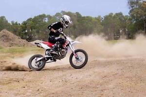 70cc/110cc/125cc/155c Dirt Bike Superior Quality INTEREST FREE* Brisbane City Brisbane North West Preview