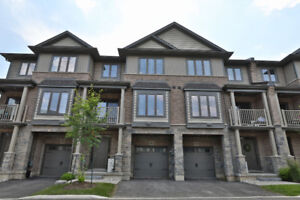 Newer Townhouse for rent in Stoney Creek by the water!