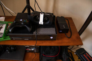 Xbox 1 -500gb *come with 2 free games*