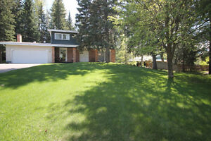 SOLD! Fabulous Family Home on Huge Downtown Lot - Fernie BC