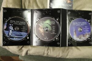"""DVD     """" FROM THE EARTH TO THE MOON"""" TOM HANKS London Ontario image 4"""