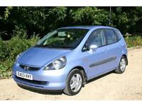 AUTOMATIC HONDA JAZZ DSI SE done 82849 Miles with SERVICE HISTORY and Long MOT