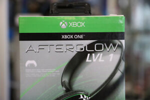 Afterglow LVL1 Chat Headset For Xbox One (#14416)