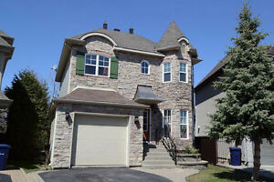 Beautiful 4 bedroom detached house in Sainte Dorothee Laval