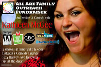 All Are Family Outreach comedy Fundraiser!