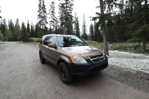 Honda CR-V AWD 2002