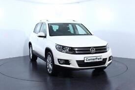2013 VOLKSWAGEN TIGUAN SE TDI BLUEMOTION TECHNOLOGY 4MOTION DSG ESTATE DIESEL