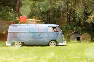 1966 VW Panel Van - Restored and Ready for Summer