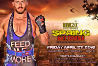 "High Impact Wrestling - ""Spring Meltdown 2018"" Featuring RYBACK!"
