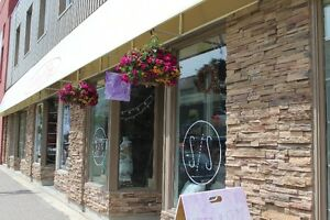 Charming Downtown Store front unit- Busy street