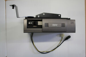 Genuine BMW 6 - disk trunk mounted CD player.