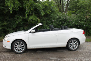 2010 Volkswagen EOS Automatic Hard Top Convertible 2.0 Turbo