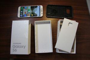 Samsung Galaxy S6 - Unlocked, 64GB Storage, w/ Wireless Charger! Edmonton Edmonton Area image 9