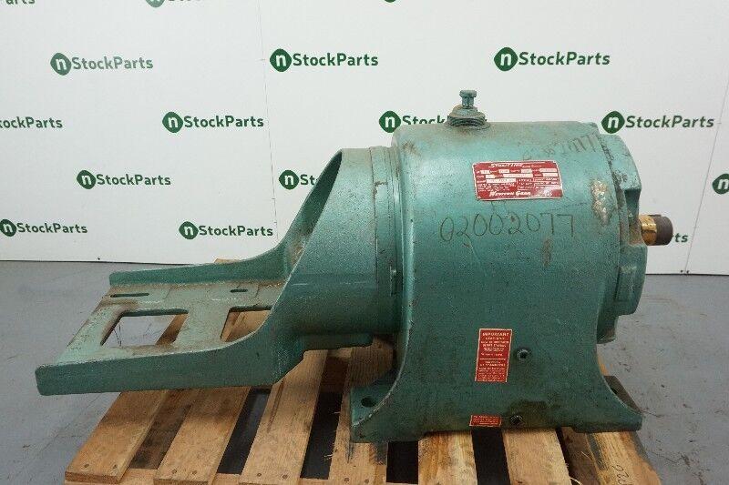 Western Gear 256cm4134  6.15:1 Nsmd - Inline Gear Reducer 6.15:1 Ratio 280 Rpm
