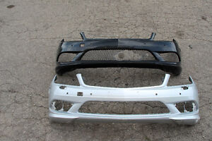 Mercedes w204 C-CLASS Front bumper cover Oakville / Halton Region Toronto (GTA) image 1