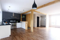 FULLY RENOVATED HOUSE IN PIERREFONDS-ROXBORO