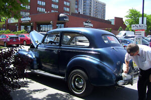 RENT A REALLY NEAT VINTAGE RIDE FOR YOUR SPECIAL DAY London Ontario image 3