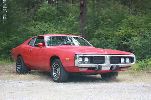 Reduced for quick sale! 1973 Dodge Charger