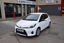 1.5 T3 HYBRID 5D AUTO CVT 75 BHP AIR CON ECO/EV MODE DIESELHATCHBACK CAR 2013