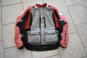 Motorcycle  2-piece Suit BMW GS Dry for Women