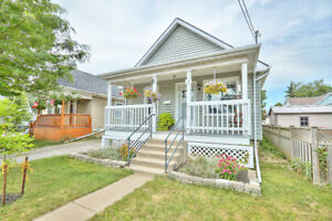 Affordable Bungalow- 19 Bessey St., St.Catharines