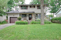 Beautiful home in Pierrefonds, pool/spa, garage, appliances incl