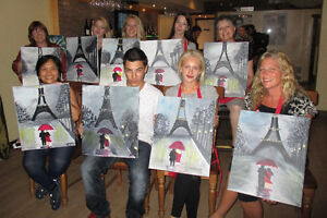 $20 OFF PAINT PARTY AT THE MILL, COBOURG Peterborough Peterborough Area image 4