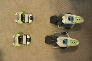 Marker Squire Schizo Ski Bindings 2014