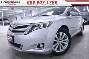 2015 Toyota Venza Base   - one owner - local - trade-in - non-sm