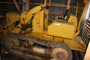 Older John Deere 450 Crawler Loader