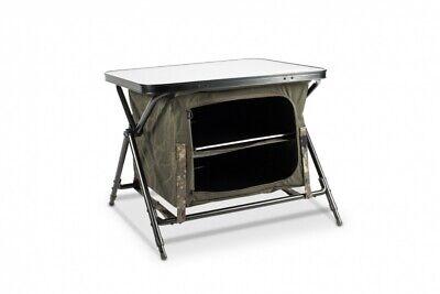 Nash Banklife Bedside Station Karpfenangeln Tisch NEW OVP