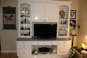 Downsview 2 pc Cabinet Set