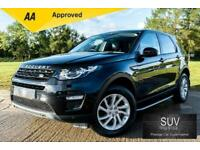 2017 17 LAND ROVER DISCOVERY SPORT 2.0 TD4 SE TECH 5D 180 BHP DIESEL