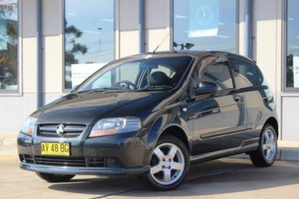 From $42p/w ON FINANCE* 2008 Holden Barina Hatchback Blacktown Blacktown Area Preview