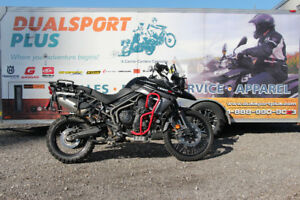2015 Triumph Tiger XCX - ABS - Traction Control