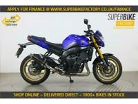 2012 12 YAMAHA FZ8 PART EXCHANGE AVAILABLE