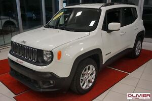 2015 Jeep Renegade FWD-NORTH-TRÈS BAS KILO- A QUI LA CHANCE?