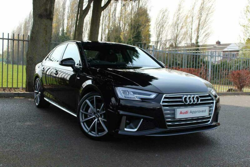Audi A4 2019 Diesel 40 TDI S Line 4dr S Tronic Saloon | in Coventry, West  Midlands | Gumtree